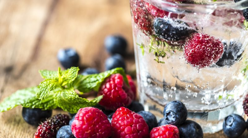 Woda smakowa - przepisy