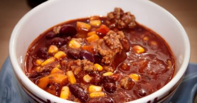Chili con carne - przepis