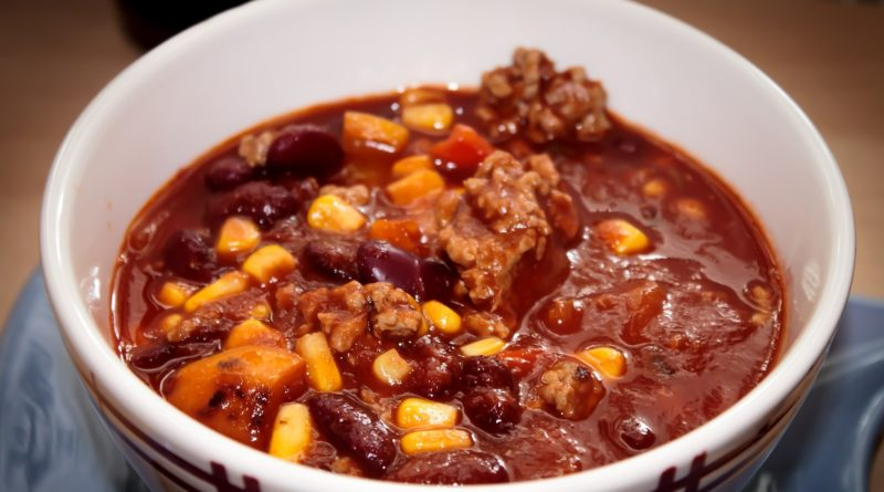 Chili con carne – krok po kroku