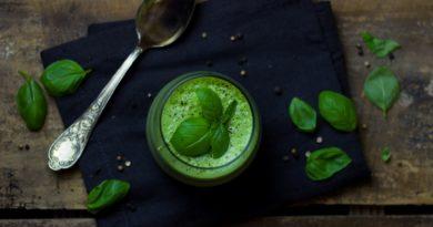 Zielona zupa krem - przepis
