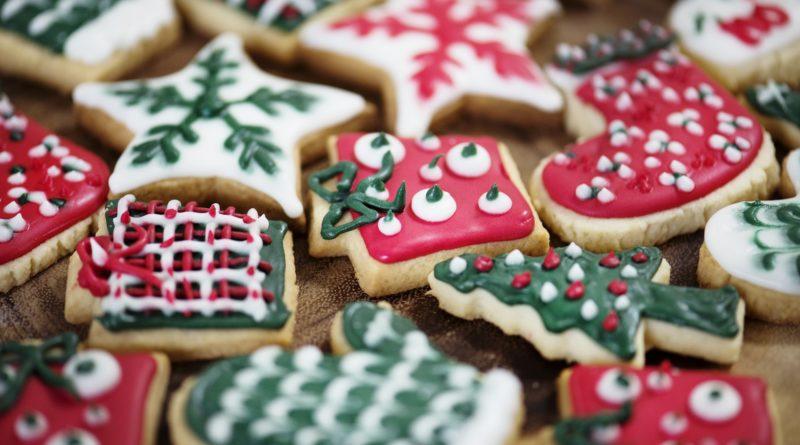 Ciasteczka świąteczne z kardamonem