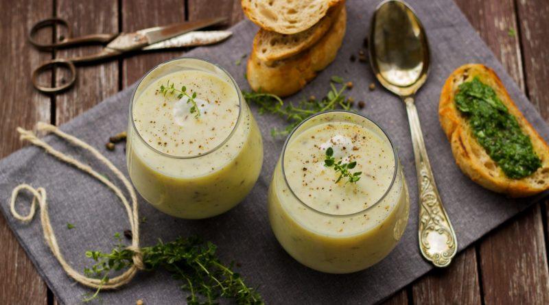 Warzywna zupa-krem