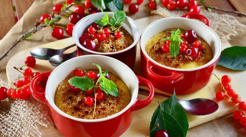 Crèmebrûlée - przepis