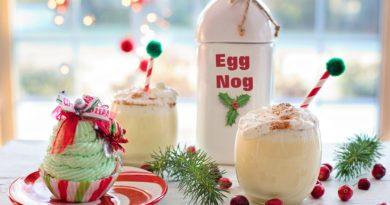 Eggnog - tradycyjny i wegański