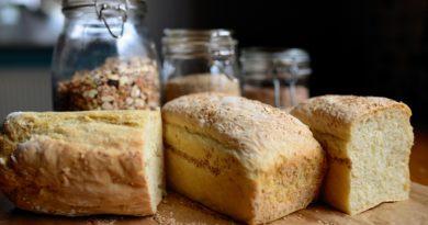 Chleb tostowy - przepis